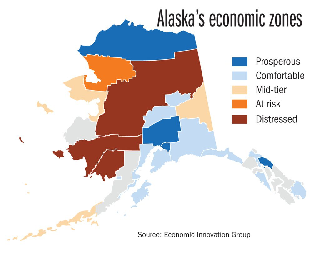 Here's how the federal tax bill could encourage investment in 25 poor Alaska communities