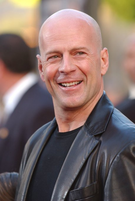 Happy Birthday to my future husband Bruce Willis!