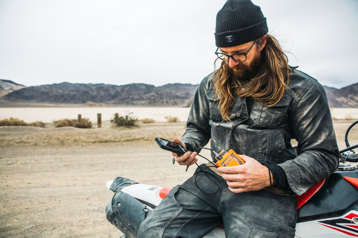 test Twitter Media - Never let a dead phone be a concern on an epic trail ride with the GoBat 12000. 📷 @_drew_martin_ . . . . #scosche #gobat12000 #gobat #backupbattery #powerbank #rugged #waterproof #shockproof #dustproof #o4o #optimizedforoutdoors https://t.co/WR55GLmFVO