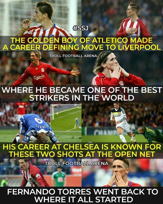 Happy birthday to Fernando Torres