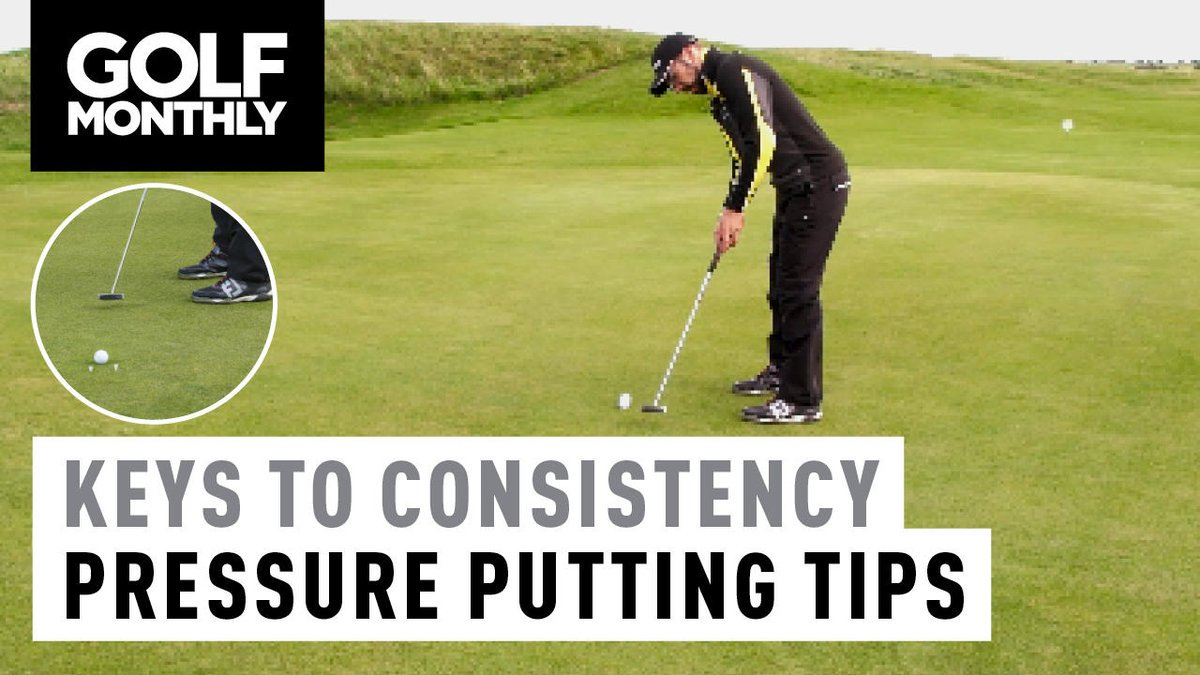 VIDEO: How to hole putts under pressure https://t.co/oEhRhz1dYs https://t.co/k9o6dHg5VO