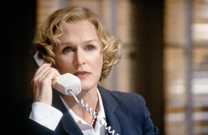 Happy Birthday to the one and only Glenn Close!!!