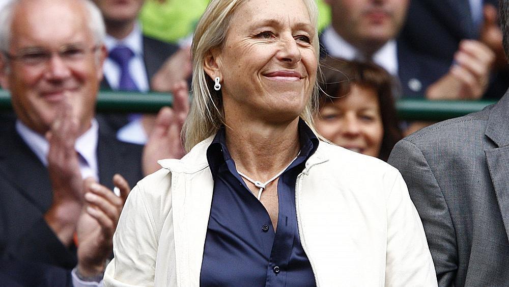 Navratilova says McEnroe paid ten times more by BBC