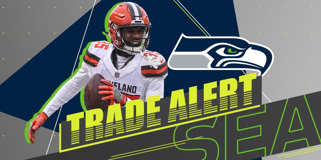 TRADE ALERT!  The @Seahawks and @Browns made a deal: https://t.co/KPidJPyIFB https://t.co/HQBlHKM47C
