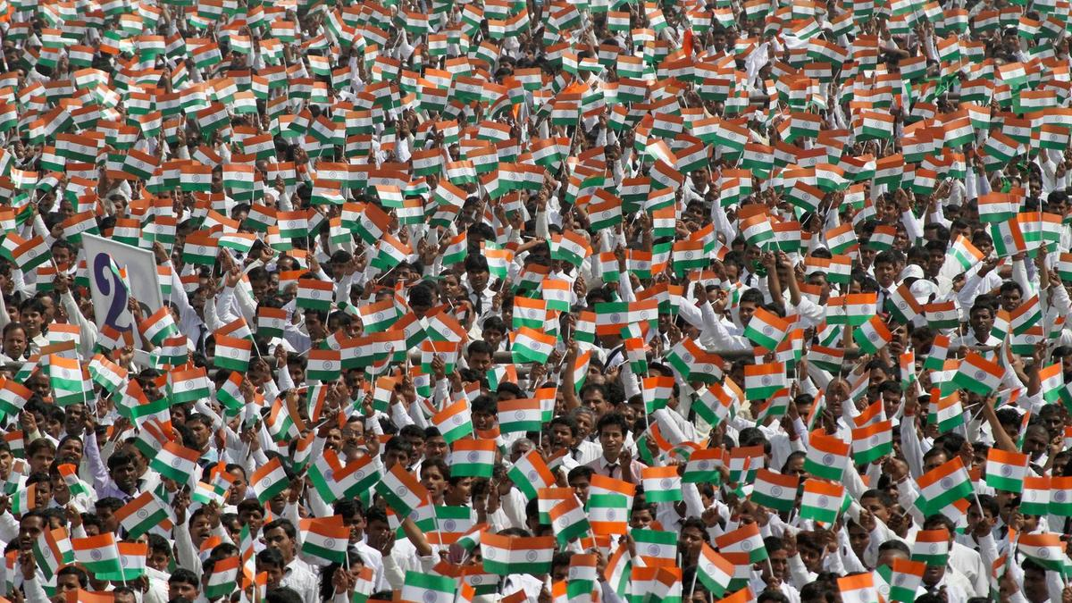 Politicians provoke fresh debate about India'snational anthem