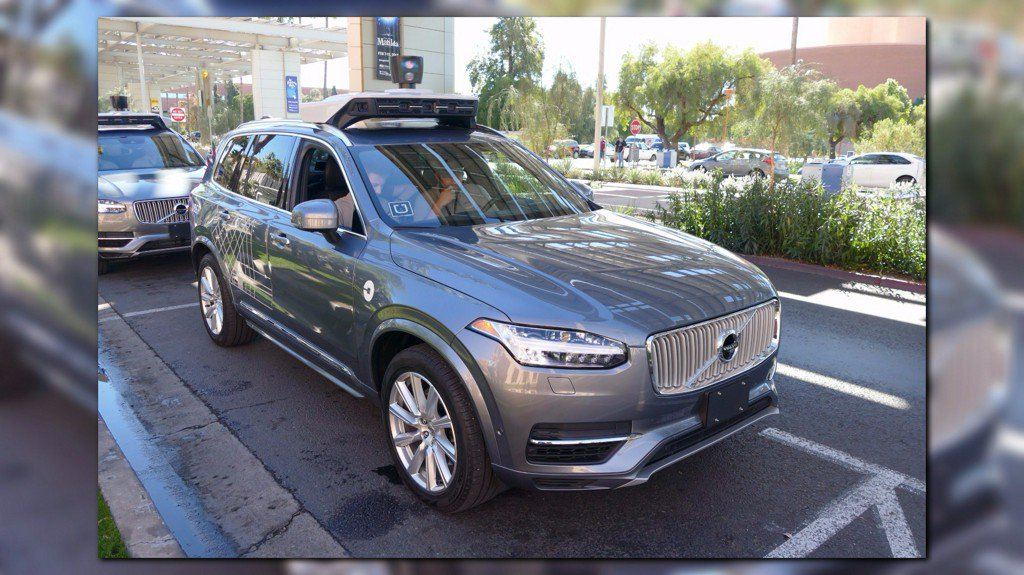 Fatal Tempe Uber crash believed to be first US self-driving vehicle death