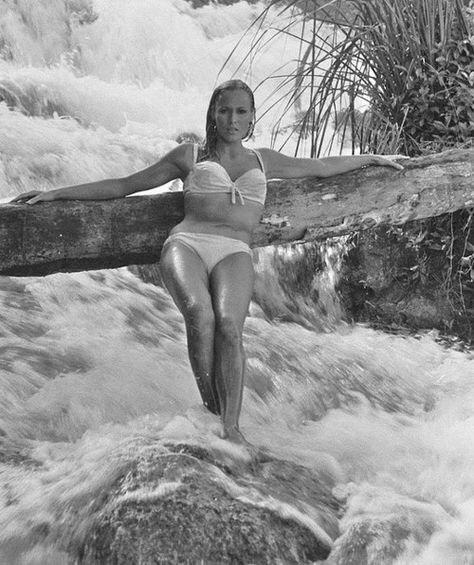Happy Birthday to Miss Ursula Andress