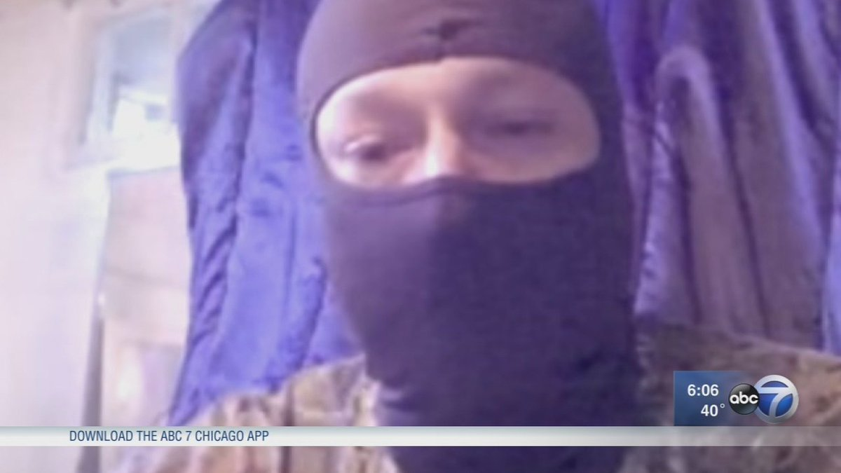Illinois bomb suspects burrow in White Rabbit Militia