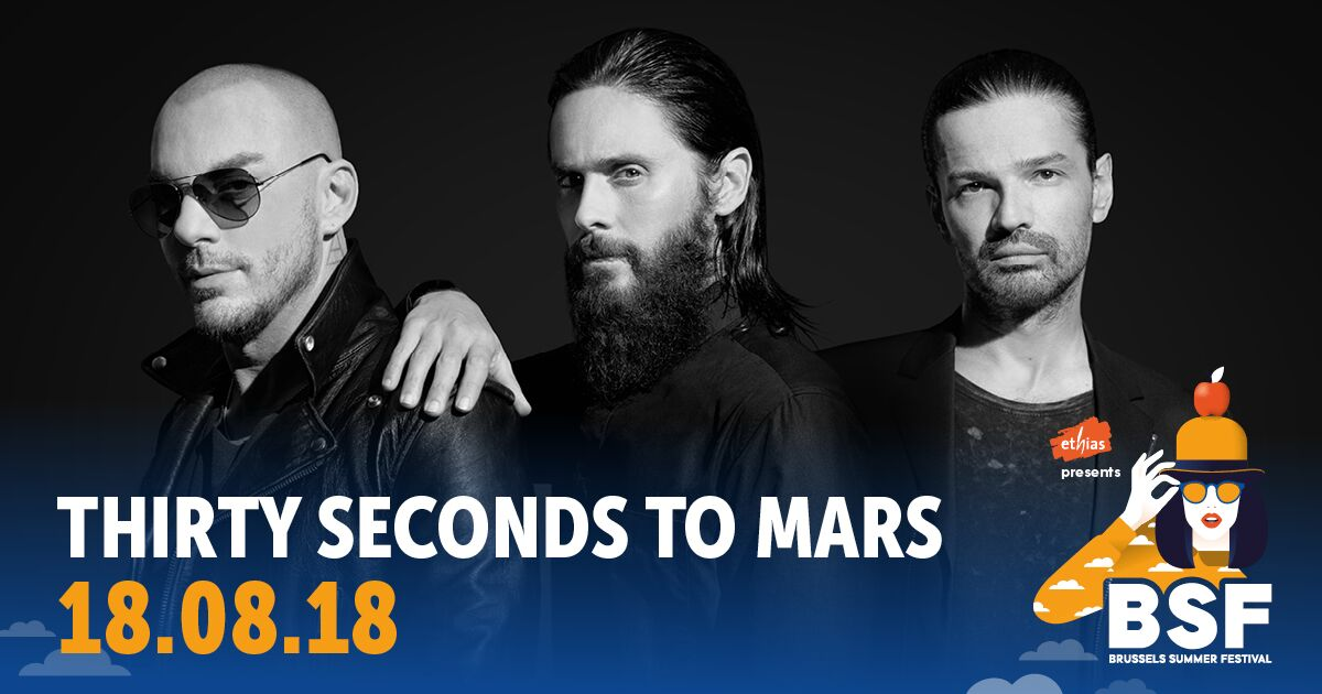 MARS IS COMING AUG 18 // @BSFestival BRUSSELS  https://t.co/LuKfhBhJkn https://t.co/BX1egHRu9B  #BSF18 #MonolithTour https://t.co/tAlHaJQmp3