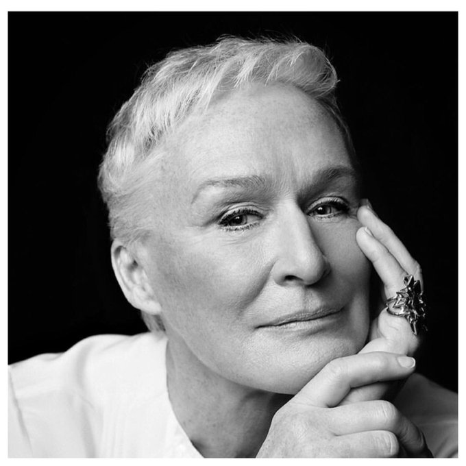 Happy 71st Birthday to the powerful and beautiful Glenn Close. Cheers!