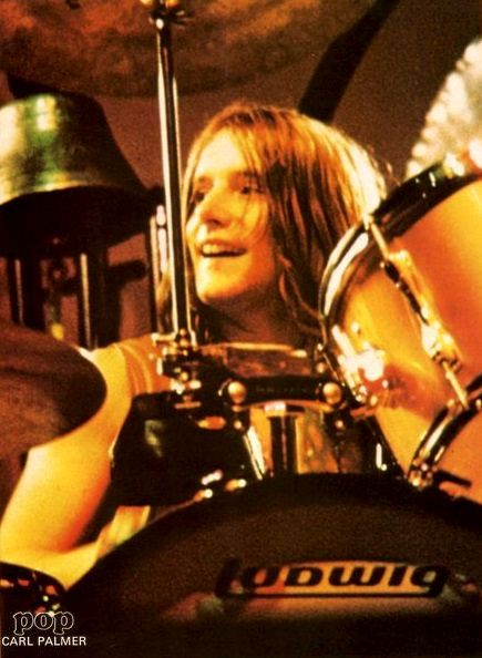 Carl Palmer is 68 years old today. He was born on 20 March 1950 Happy birthday!