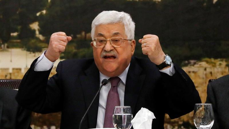 Mahmoud Abbas blames Hamas for Gaza attack on PM's convoy