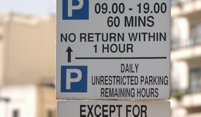 Ombudsman says fines for lost parking slots must be doubled to €4,000