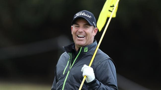 RT GolfHub24: Shane Warne sinks hole-in-one at Augusta in cross-country golf tour https://t.co/12rt60RyJ7 https://t.co/nLfF58H9VY
