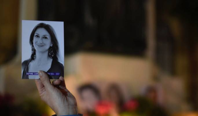 Daphne Caruana Galizia to be honoured with 2017 Tully Award for Free Speech