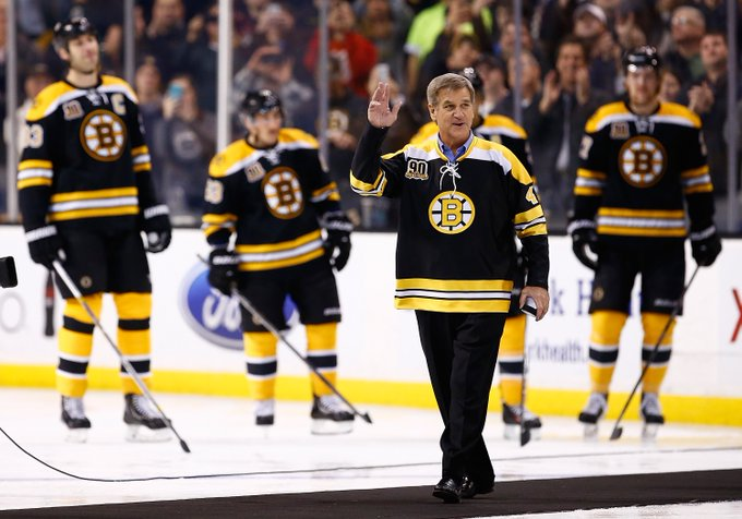 The greatest of them all? Happy 70th birthday to Bobby Orr! ~Philly, Joe & Randy