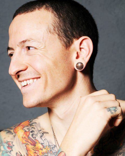 Happy Birthday Chester Bennington  We miss you