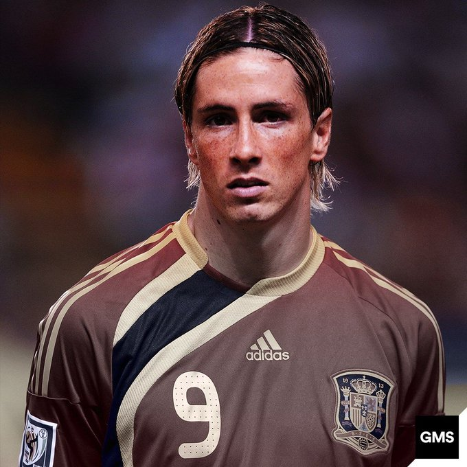 Happy birthday, Fernando Torres! World champion. European champion... On his day, there was no one better.