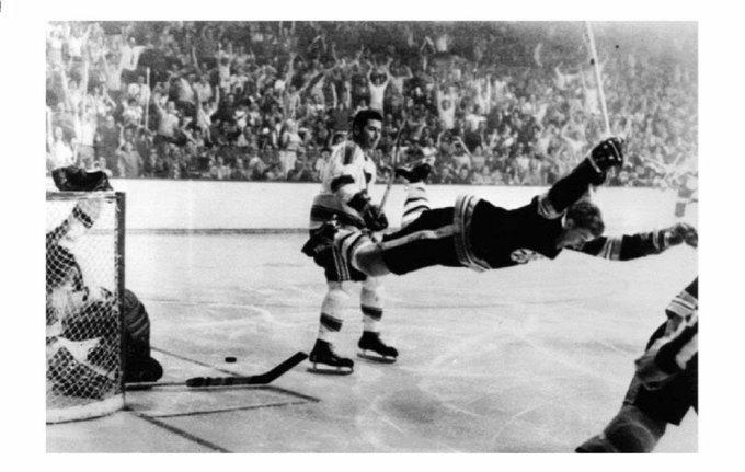 Happy 70th birthday Bobby Orr!