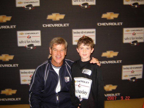 Happy 70th Birthday to Bobby Orr. and athlete great pic  with