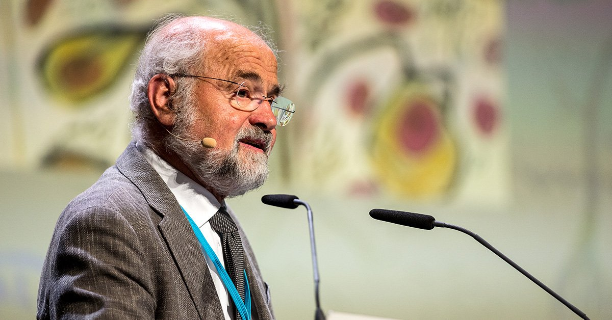 test Twitter Media - Happy birthday to our good friend and #NobelLaureate Erwin Neher! The biophysicist (@mpi_bpc)  shared the 1991 @NobelPrize with Bert Sakman for their discoveries concerning the function of single ion channels in cells. We're looking forward to welcoming Prof. Neher to #LiNo18! https://t.co/mVniiiGKHB