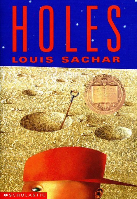 March 20, 1954: Happy birthday Newbery Award author Louis Sachar