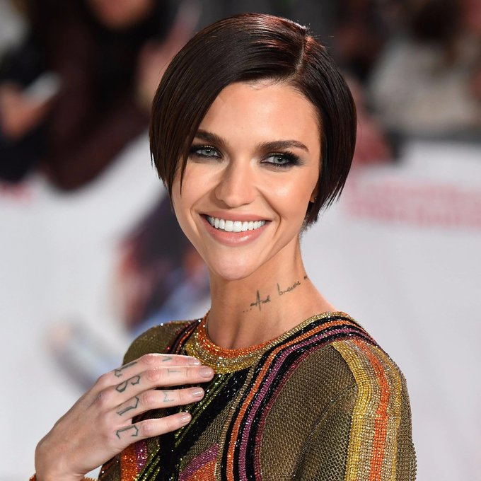 Happy Birthday to Ruby Rose     About: