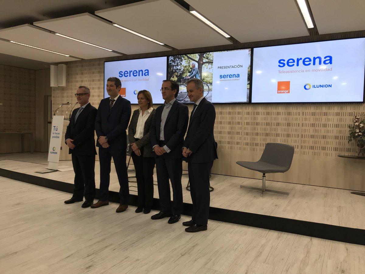 test Twitter Media - En la presentación de #SERENA el nuevo servicio de #teleasistencia de @ILUNION y @orange_es #calidad #mayores #dependencia https://t.co/CiGQ4WyTmG