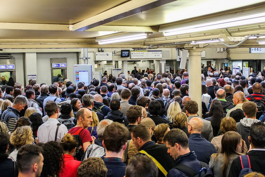 Are you prepared for this tube strike next week? (via @CityAM) https://t.co/7wTG6b0ppA https://t.co/ge1STw2bvy