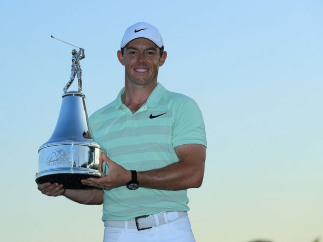 Rory McIlroy's Incredible Arnold Palmer Invitational Stats https://t.co/NjEjjKne5C https://t.co/1M3jlzALIF