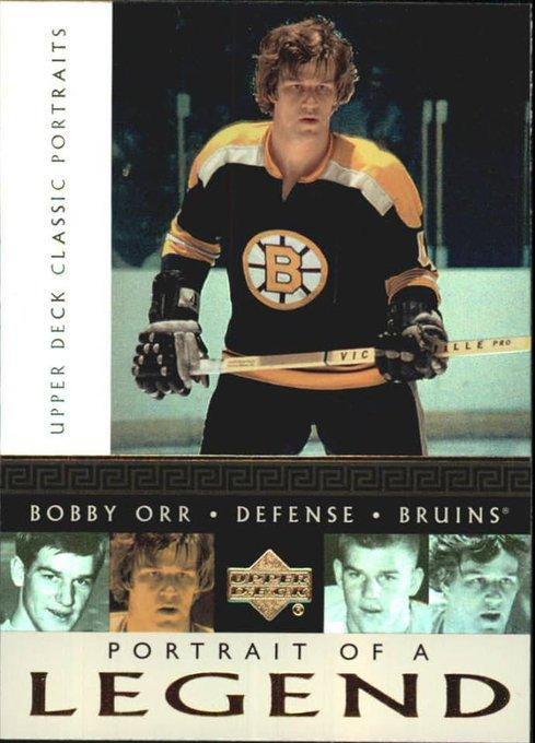 Happy 70th birthday to Bobby Orr, a hockey --and hobby--icon: