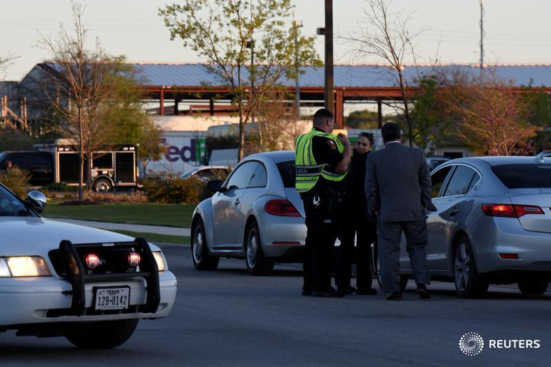 Fifth package bomb strikes Texas, at FedEx facility near San Antonio https://t.co/v4Rjrg0y8Z https://t.co/VVpt8Ox9og