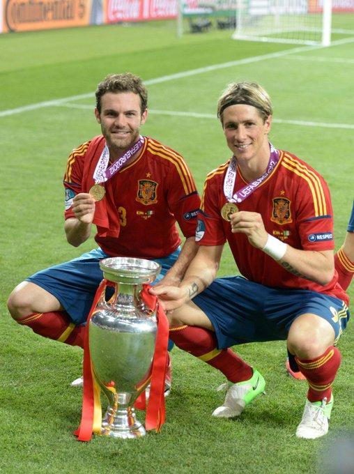 UEFAEURO: in 1984, a two-time EURO winner was born...  Wish Fernando Torres a happy birthday!