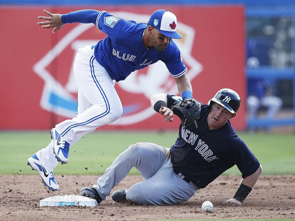 Finally healthy again, Devon Travis is eager to breathe life into
