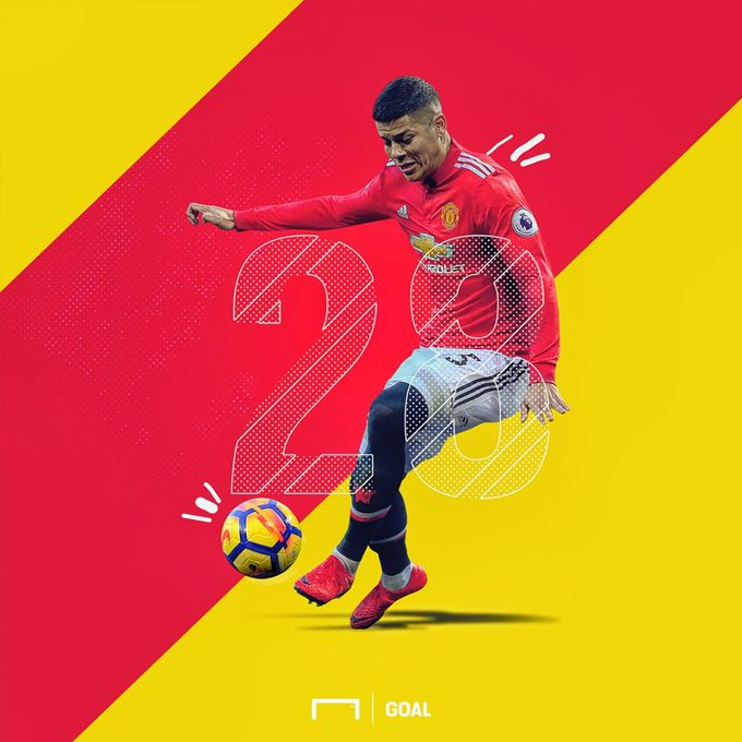 Happy birthday Marcos Rojo!
