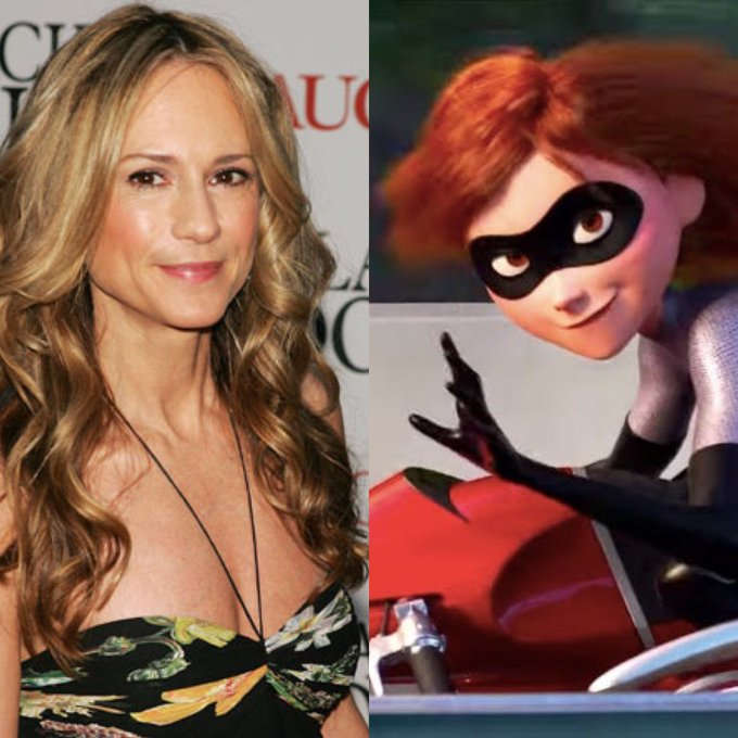 Happy Birthday to Mrs. Incredible herself, Holly Hunter. She turns 60 today, March 20.