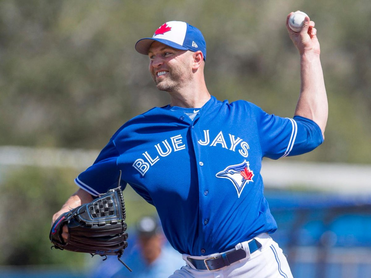 J.A. Happ gets the ball: Veteran lefty will start opening day for
