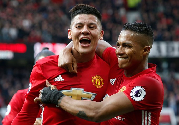 Happy Birthday, Marcos Rojo! :-)