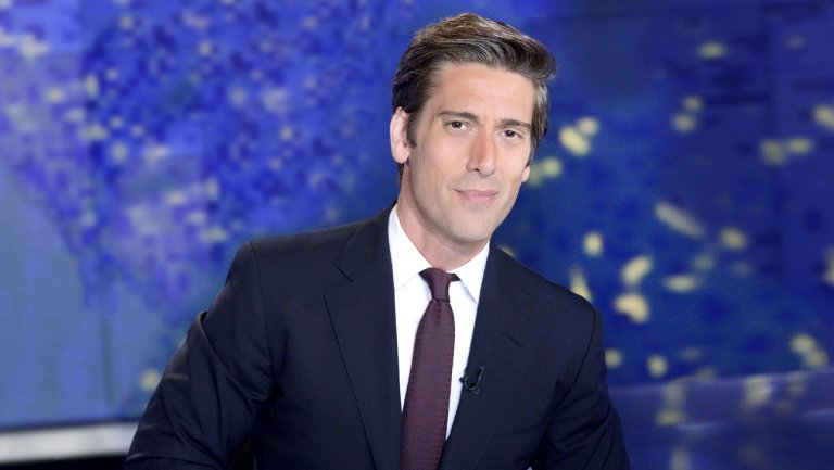 TV Ratings: ABC's David Muir enjoys rare 2-week streak at No. 1 across the board