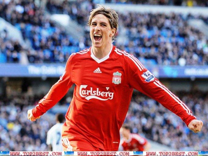 Happy birthday Fernando Torres  El nino  My hero of football, hope you come back in form