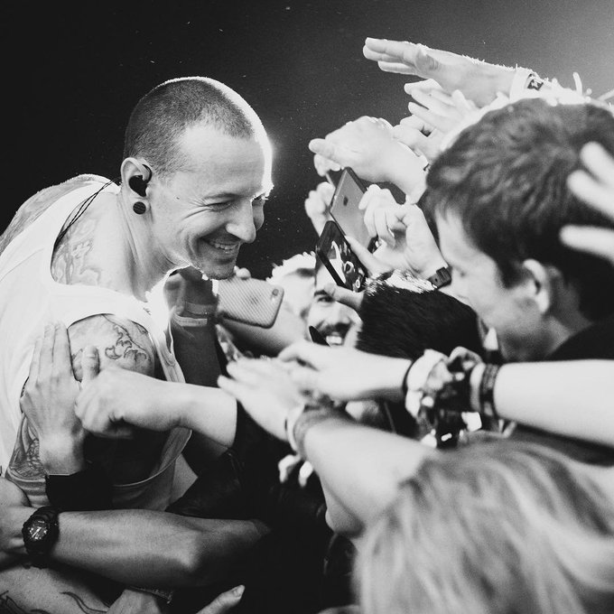 Happy Birthday To The Legend Chester Bennington