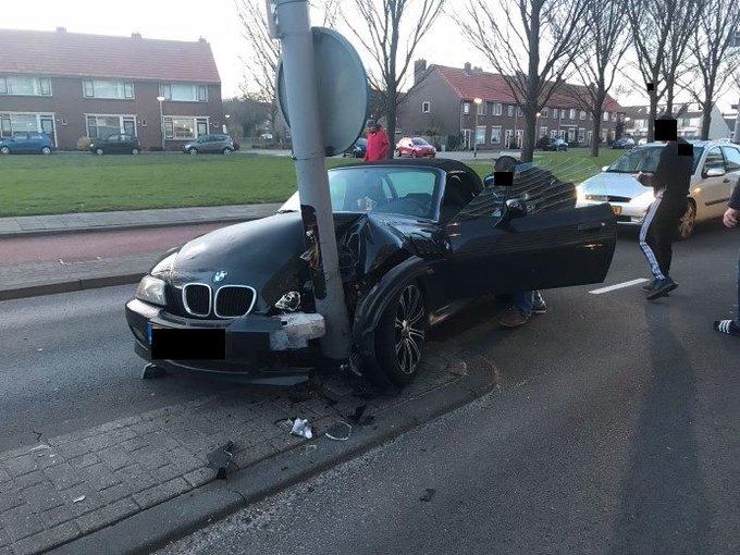 Ongeval met voornamelijk blikschade in Hoek van Holland gemeld. https://t.co/KVJs3ce6ul