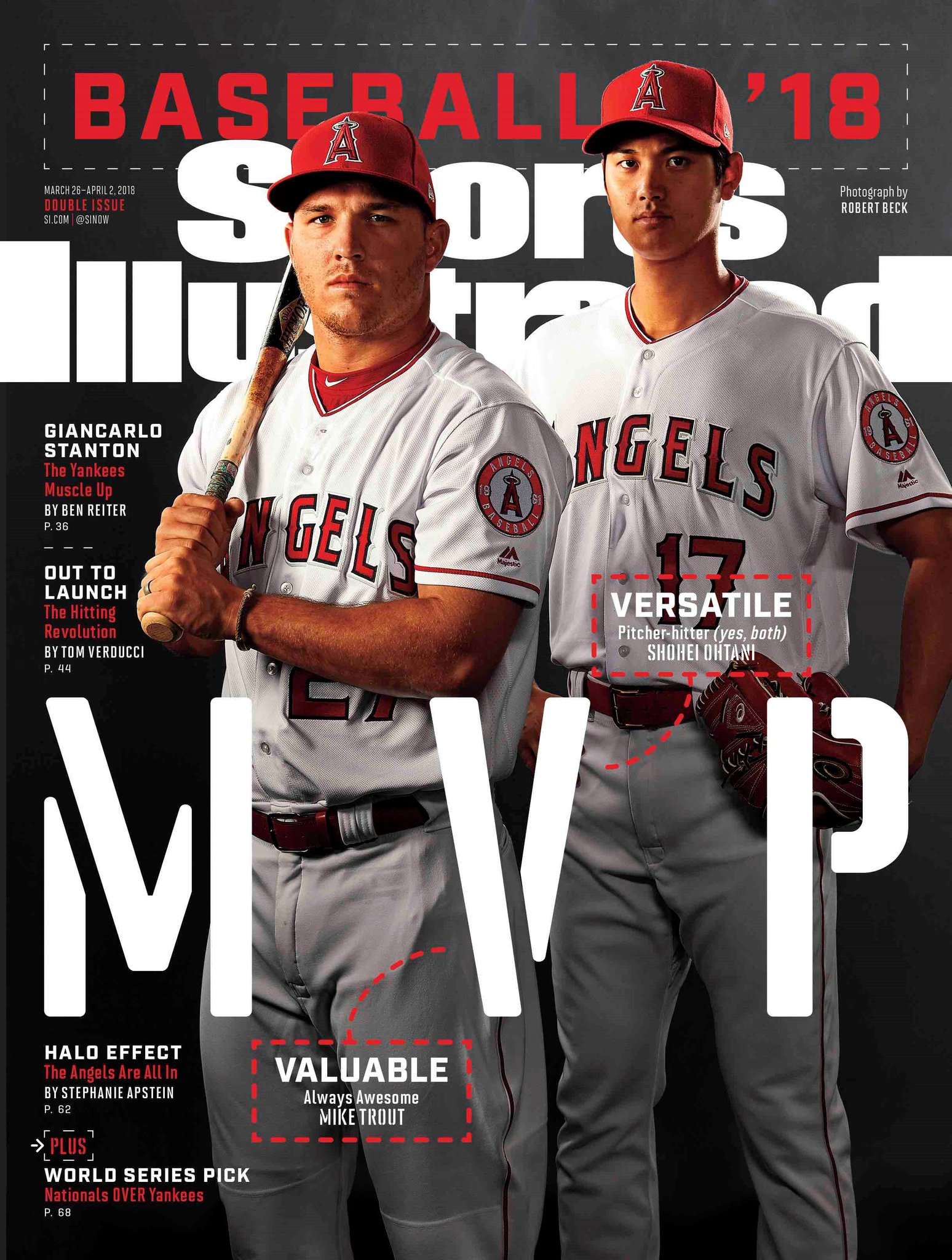 .@SInow is bringing the heat with their ⚾️ preview issues. https://t.co/nUz8T0xXWj