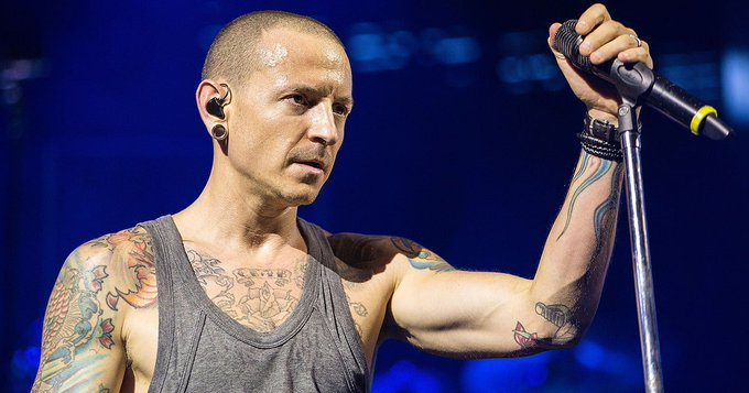 Happy Birthday Chester Bennington. R.I.P.