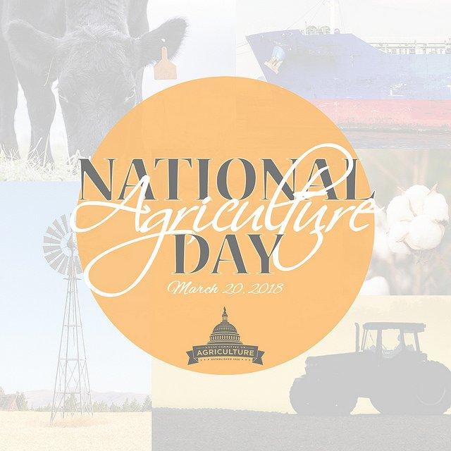 #NationalAgDay