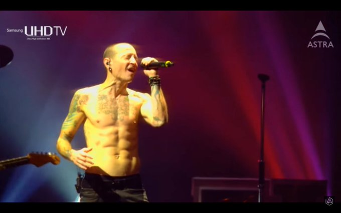 Happy 42nd Birthday Chester Bennington