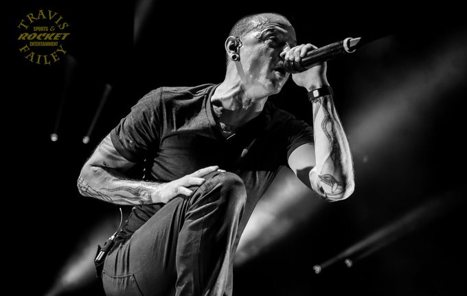 Happy birthday to late, great, Chester Bennington.