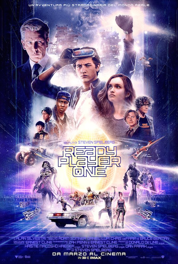 #ReadyPlayerOne