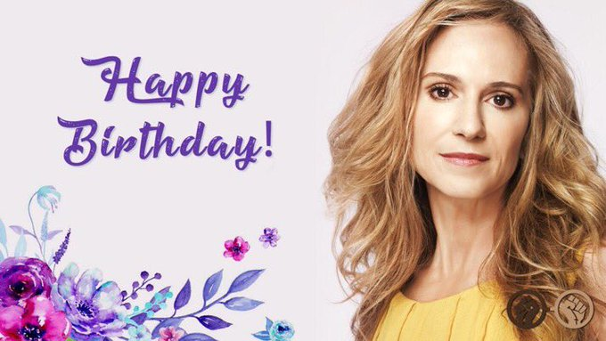 Happy Birthday, Holly Hunter! The amazing actress turns 60 today!