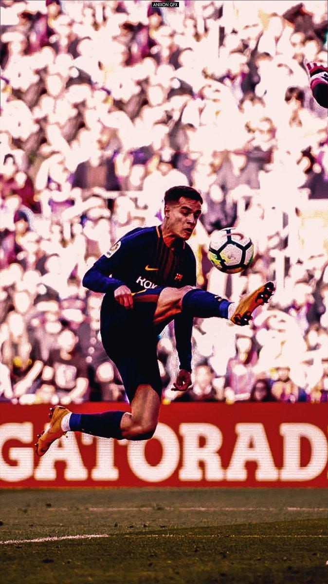 RT @ADITYA_GFX: Wallpapers - FC Barcelona vs Athletic Bilbao 🔵🔴 Coutinho edit💎 #FCBlive https://t.co/NgxGtKlH5v https://t.co/jqRk6zIbyL